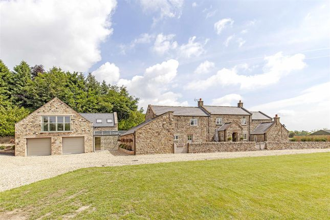 Thumbnail Detached house for sale in Ashover Hay, Ashover, Chesterfield