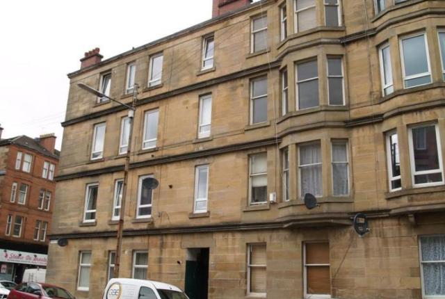 Thumbnail Flat to rent in Prince Edward Street, Glasgow