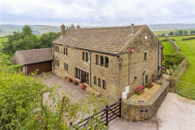 Thumbnail Barn conversion for sale in Hogley House, Hogley Lane, Holmfirth
