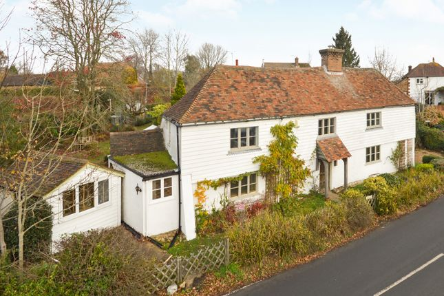 Thumbnail Cottage for sale in Woolpack Hill, Smeeth, Ashford