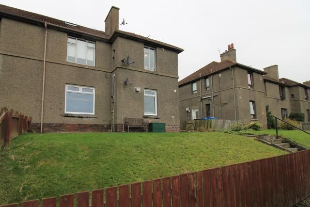 2 bed flat for sale in Barrie Terrace, Bathgate EH48