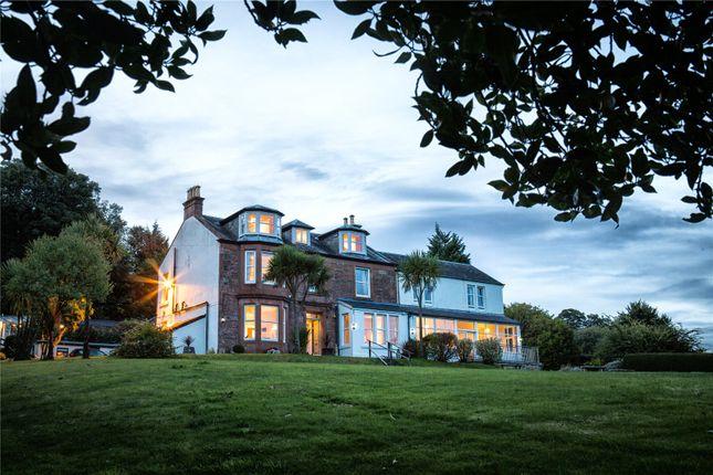 Thumbnail Detached house for sale in 'altachorvie', Shore Road, Lamlash, Isle Of Arran