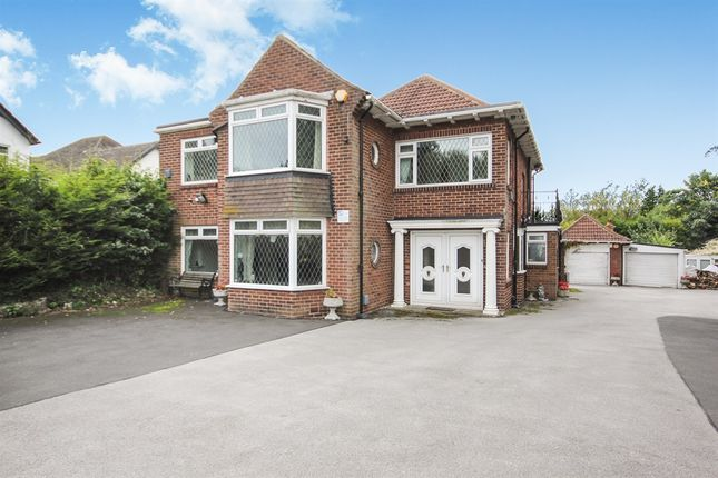 Thumbnail Detached house for sale in Harrogate Road, Alwoodley, Leeds
