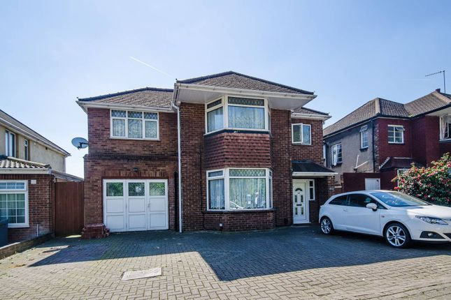Thumbnail Detached house for sale in Harrow Road, Wembley