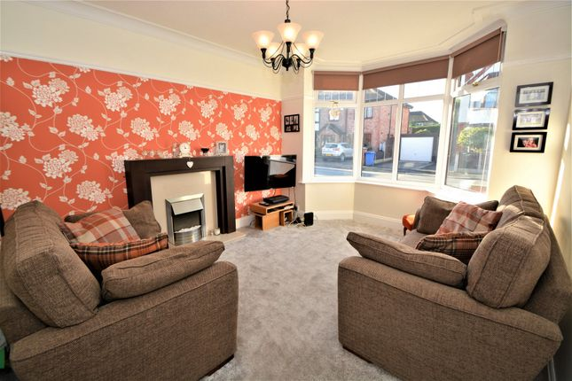 Lounge of Norcott Avenue, Stockton Heath, Warrington WA4