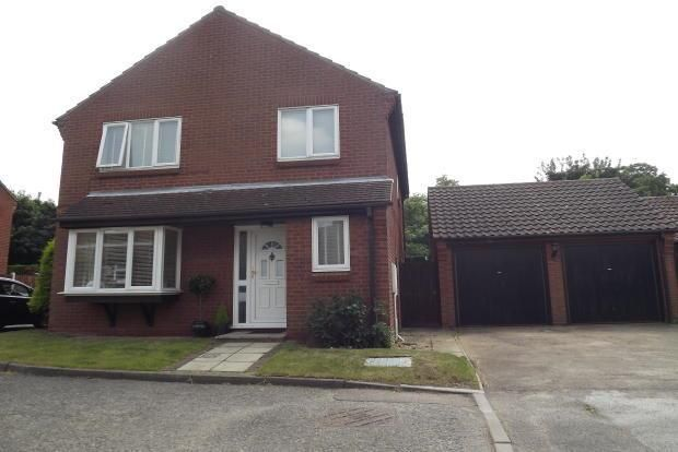 4 bed property to rent in Chapel Croft, Ardleigh, Colchester