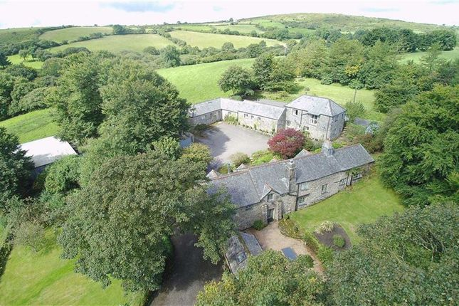 Thumbnail Leisure/hospitality for sale in Warleggan, Bodmin, Cornwall
