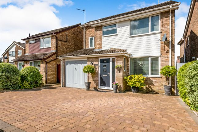 Detached house for sale in Reynard Way, Kingsthorpe, Northampton