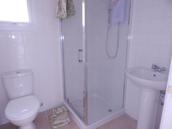 Shower Room of Eastern Holiday Camp, Leysdown Road, Leysdown, Sheerness ME12