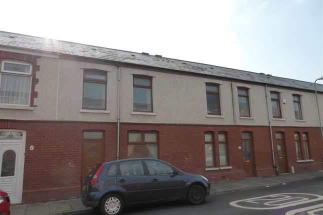 Thumbnail Terraced house for sale in 11 Vivian Terrace, Aberavon, Port Talbot