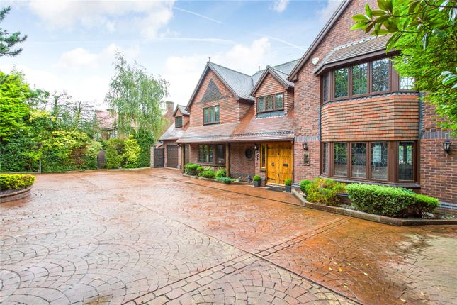 Thumbnail Detached house for sale in Uxbridge Road, Harrow Weald, Middlesex