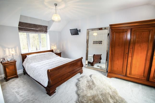 Master Bedroom of Somerford View, Somerford, Congleton, Cheshire CW12