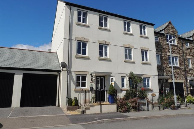 Thumbnail Semi-detached house for sale in Gwithian Road, St. Austell