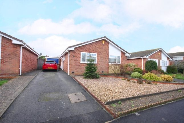 Detached bungalow for sale in Lingfield Road, Evesham