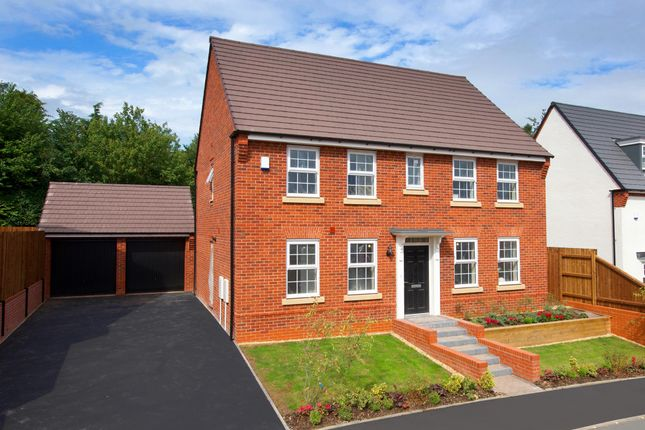"Thumbnail Detached house for sale in ""Chelworth"" at Morda, Oswestry"