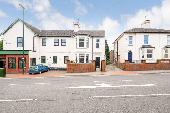 Thumbnail Terraced house to rent in Bentinck Road, Radford, Nottingham