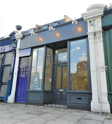 Thumbnail Retail premises to let in Dalston Lane, London