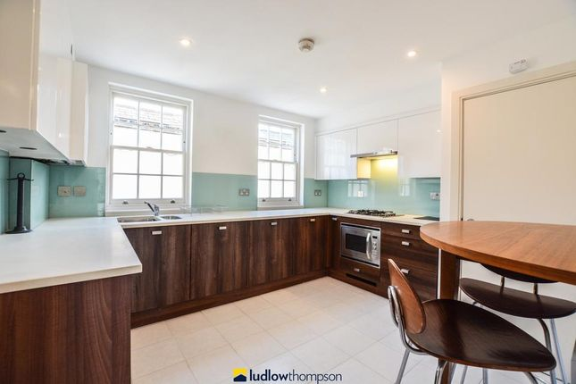 Thumbnail Mews house to rent in Montague Mews, London