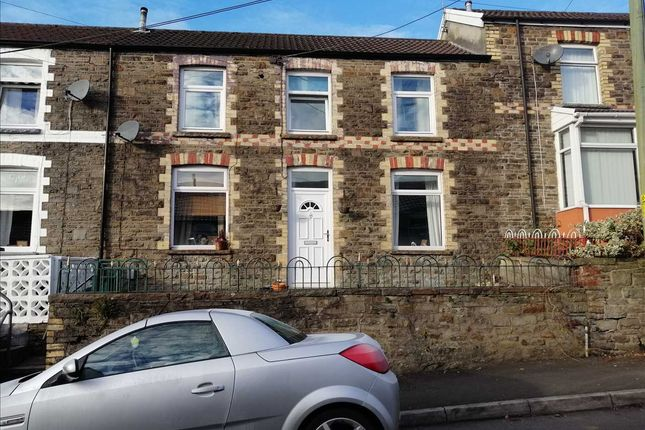 Front Of House of Foundry Road, Hopkinstown, Pontypridd CF37