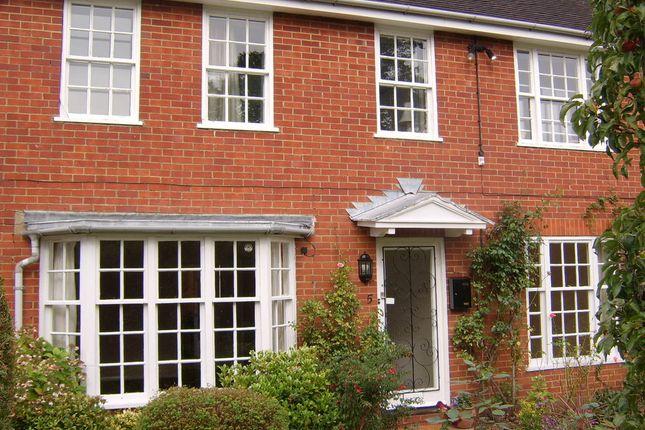 Thumbnail Flat to rent in Waverley Close, Waverley Lane, Farnham