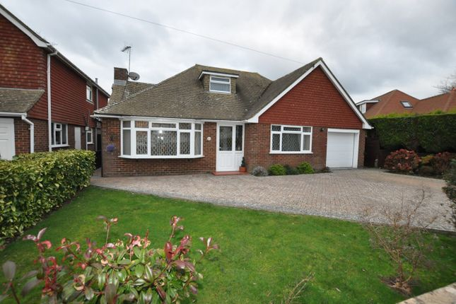 Thumbnail Bungalow for sale in Oakleigh Road, Bexhill-On-Sea