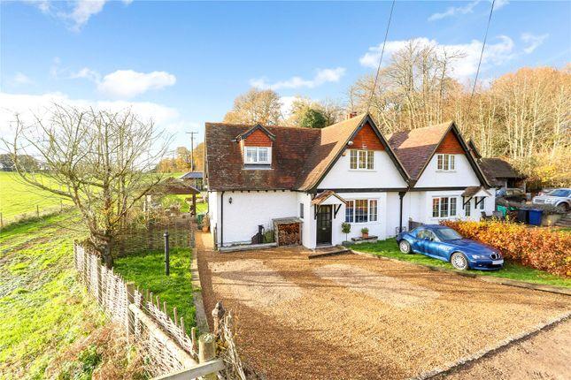 3 bed semi-detached house for sale in Roke Lane, Witley, Godalming, Surrey GU8
