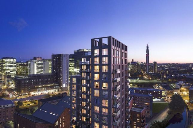 Property for sale in Shadwell Street, Birmingham