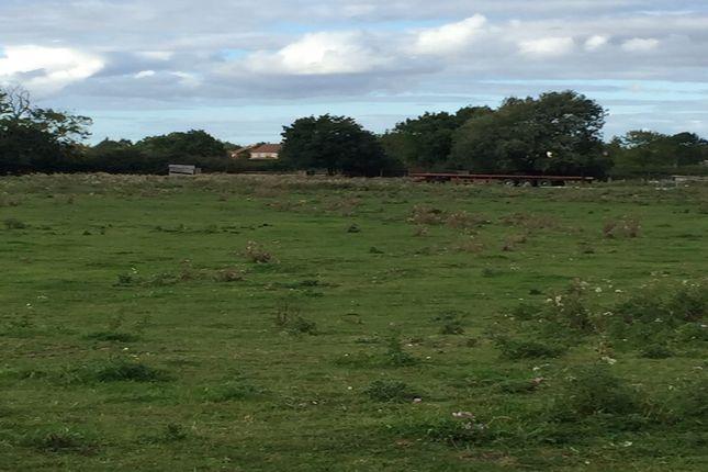 Thumbnail Land for sale in Fox Covert Lane, Misterton, Doncaster