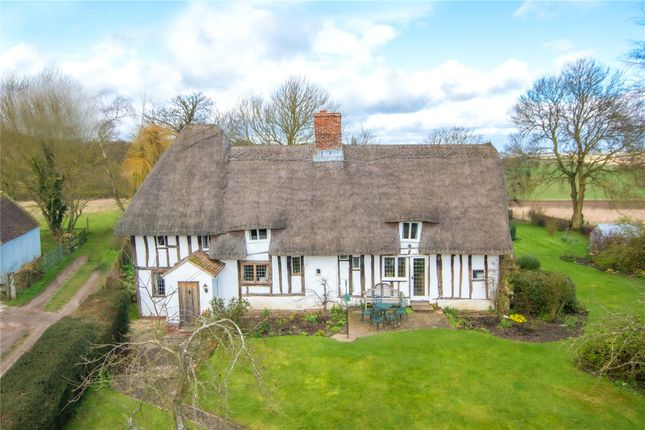 Thumbnail Detached house for sale in Strethall, Nr Saffron Walden, Essex