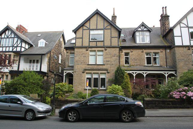 Thumbnail End terrace house to rent in Harlow Moor Drive, Harrogate