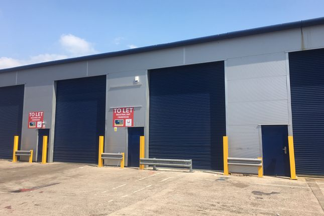 Thumbnail Industrial to let in Unit 3D, Albany Industrial Estate, Aaragon Street, Newport