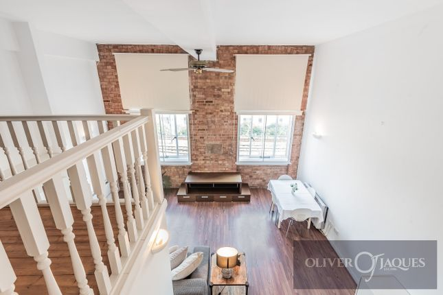 Upstairs View of Fairfield Road, London E3