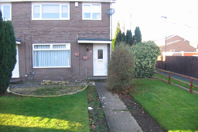Thumbnail End terrace house for sale in Knightside Walk, Chapel Park