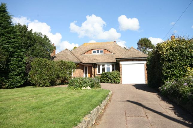 Thumbnail Detached bungalow for sale in Terminus Avenue, Bexhill On Sea
