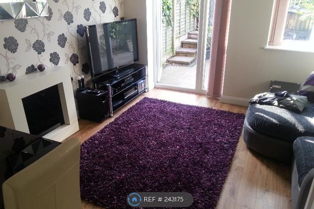Thumbnail Terraced house to rent in Haslington Close, Staffordshire