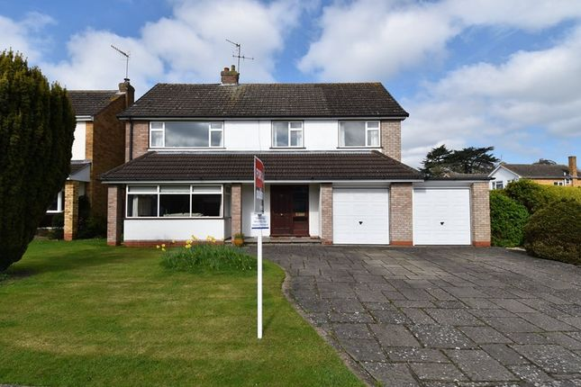 Thumbnail Detached house for sale in Moreland Road, Droitwich