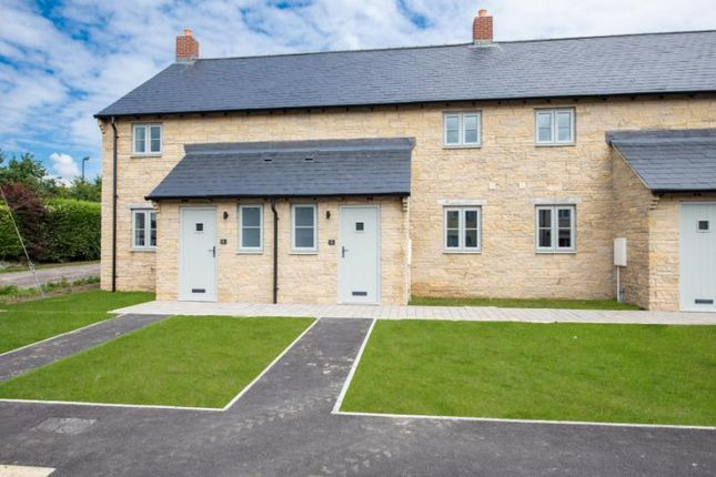 Thumbnail Terraced house for sale in Plot 2, Covert Close, Fritwell, Bicester, Oxfordshire