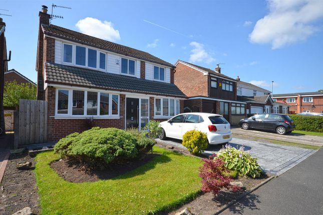 Thumbnail Detached house for sale in Exeter Drive, Ashton-Under-Lyne