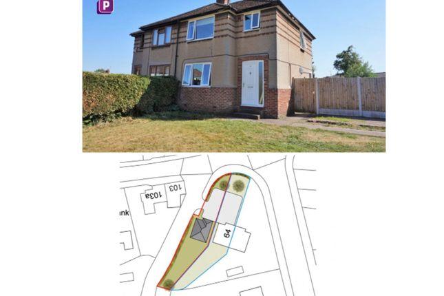 Thumbnail Semi-detached house for sale in Dalelands Estate, Market Drayton