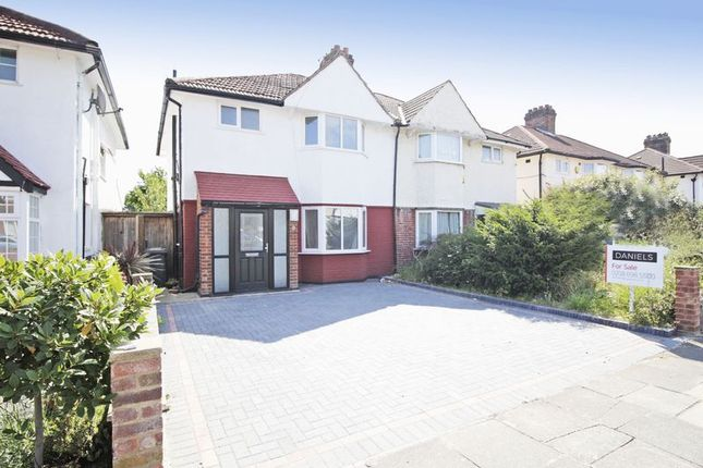 Thumbnail Semi-detached house for sale in Blacklands Road, London