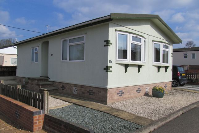 Thumbnail Mobile/park home for sale in Eastfield Park (Ref 4973), Tuxford, Newark, Nottingham