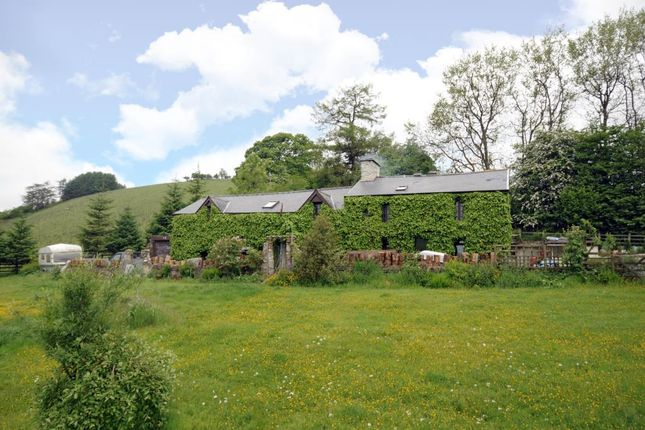 Thumbnail Detached house for sale in Llanwrtyd Wells, Powys
