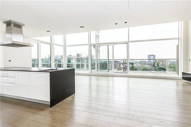 Thumbnail Flat for sale in Wolfe House, 375 Kensington High Street, London