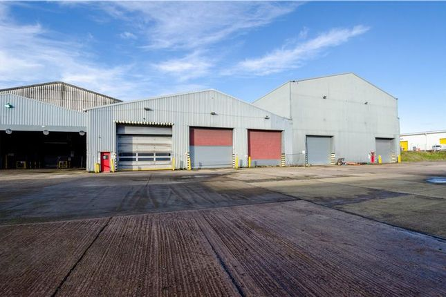 Thumbnail Light industrial for sale in Freehold Commercial Property With Yard Area, Unit 2, Nine Bridges Industrial/Commercial Park, Shrewsbury, Shropshire