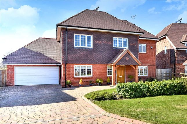 Thumbnail Detached house for sale in Montague Park, Winkfield, Windsor