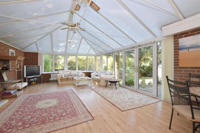 Thumbnail Detached house for sale in Salvington Hill, Worthing, West Sussex