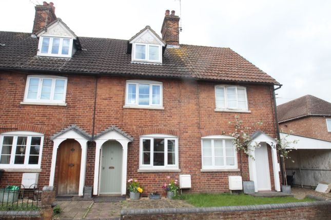 Thumbnail Terraced house for sale in Church Way, Hungerford