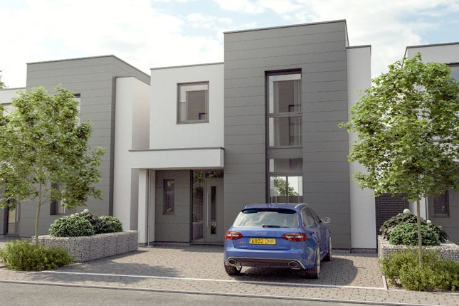 Thumbnail Detached house for sale in Eggbuckland Road, Mannamead, Plymouth