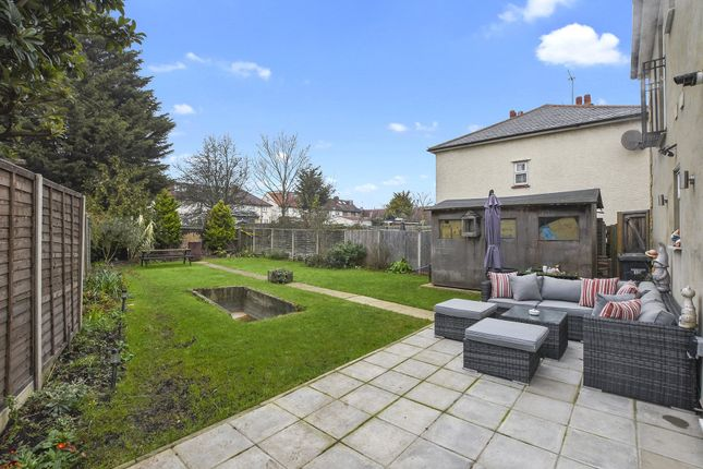 Thumbnail End terrace house for sale in Croxford Gardens, Wood Green, London