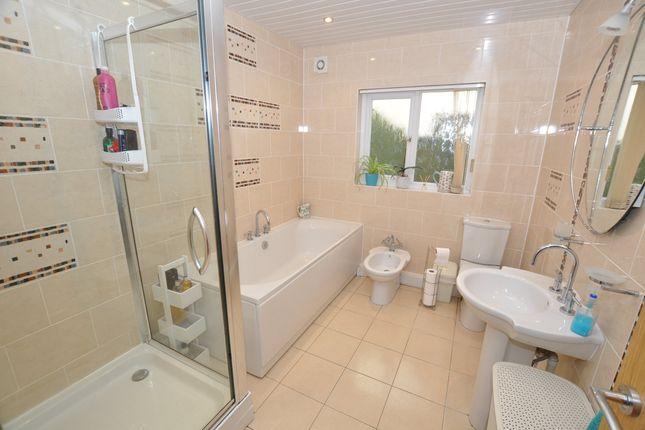 Bathroom of Llawenog, Llangynog, Carmarthen SA33